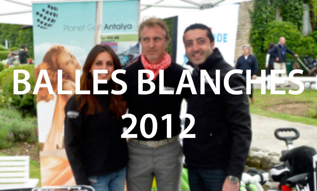 participation balles blanches 2012