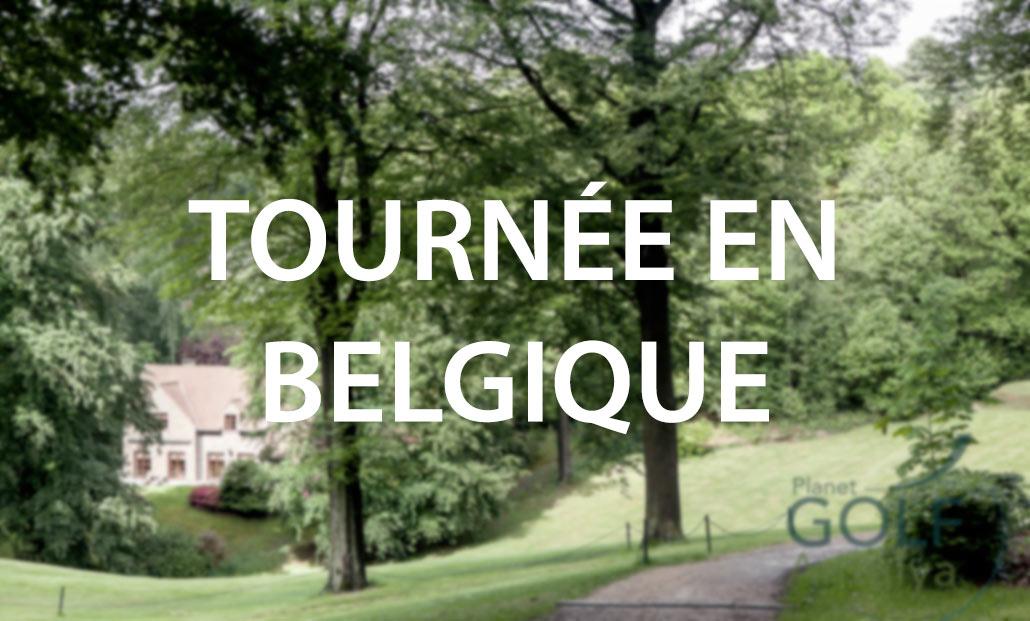 Tournee commerciale en belgique