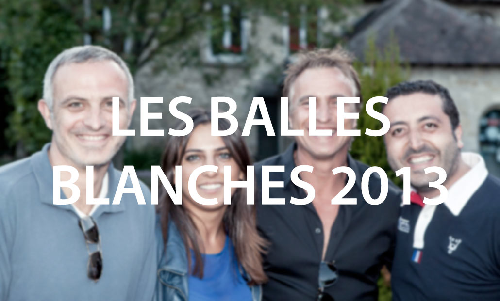 Planet golf antalya pour les balles blanches 2013